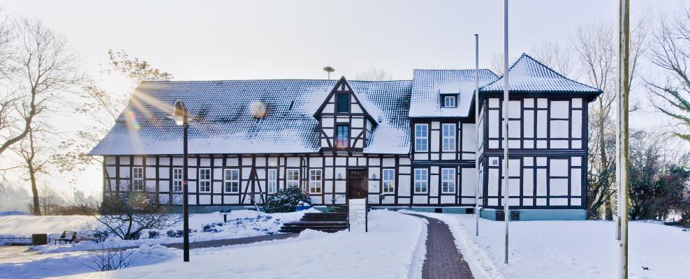 Amtshof Winter 2